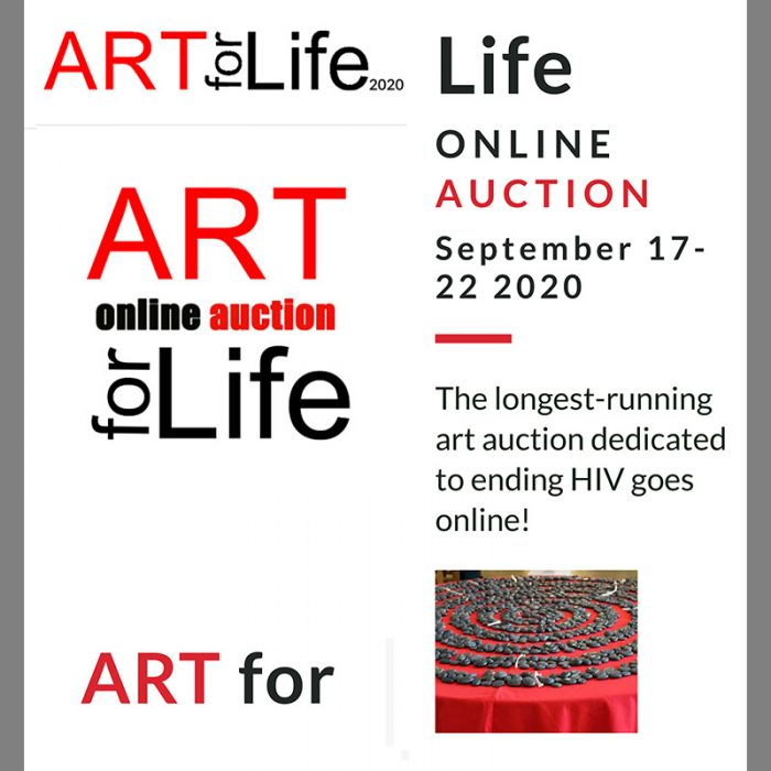 Art for Life | A benefit for Face to Face | Ending HIV in Sonoma